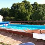 Poolen sommartid