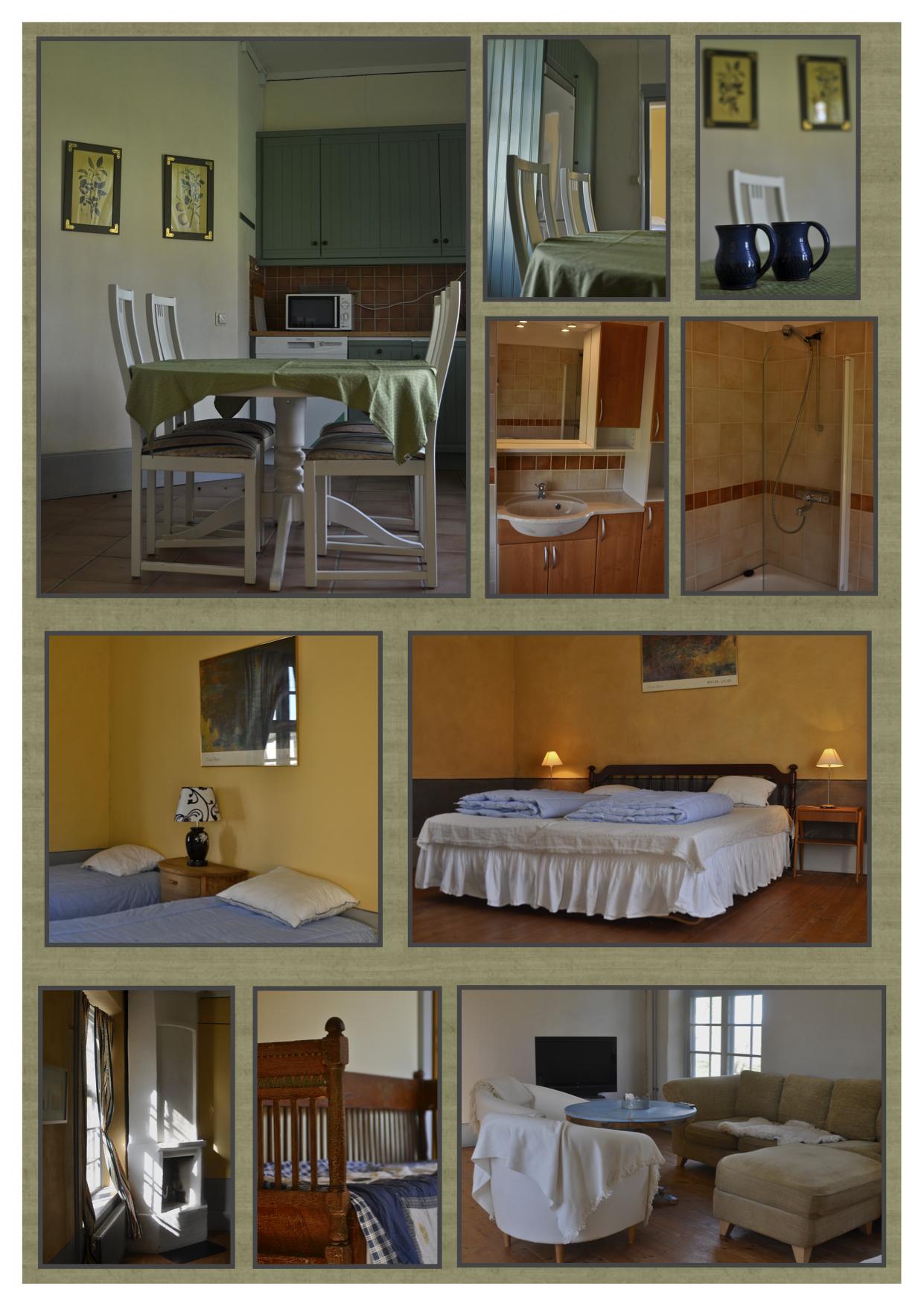 Lägenhet A Björnö